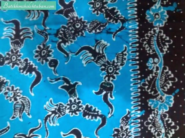 Kain Bahan Batik Tuban 2811H