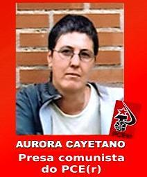 Socorro Rojo Internacional - SRI -  Aurora