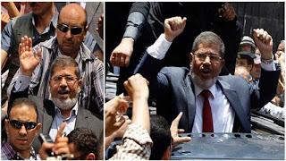 ملف كامل لاعلان الدكتور محمد مرسي رئيسا لجمهوريه مصر والاحتفالات وسيرته الذاتيه