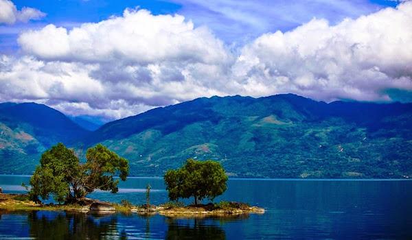 Danau Singkarak, Sumatera Barat (Gambar 1). ZonaAero