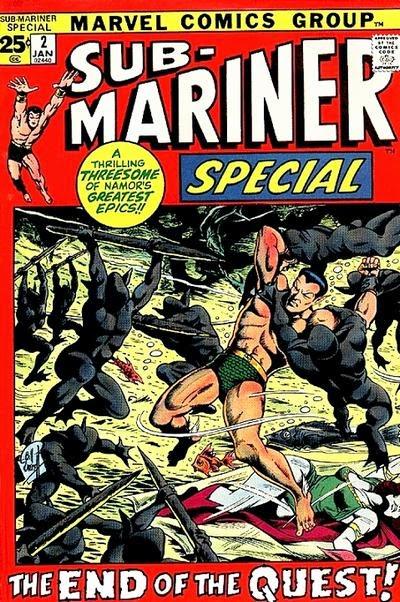 Sub-Mariner Special #2