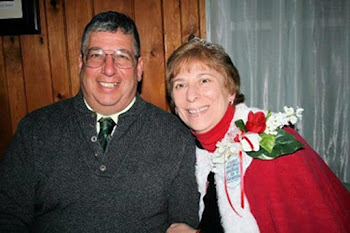Warden Steven Racette and Wife Cherie