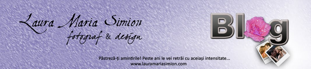 Laura Maria Simion - design & photography