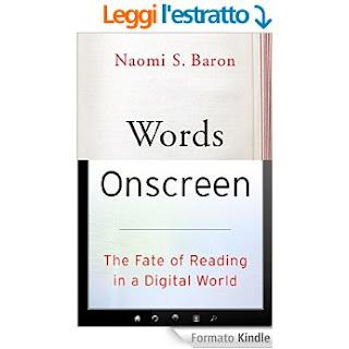 Naomi Baron, Words onscreen