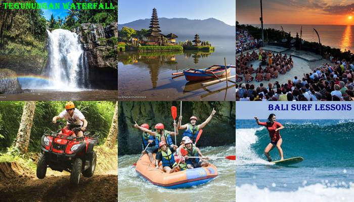 Bali holiday tour popular destinations jojo wonderful tour