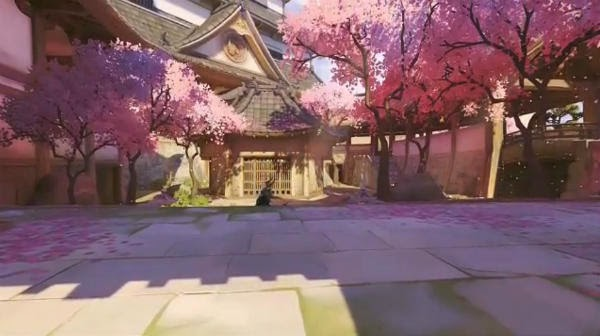 overwatch, overwatch wallpaper, overwatch scenery