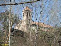 Detall de l'església de l'Assumpció de Cal Marçal. Autor: Carlos Albacete