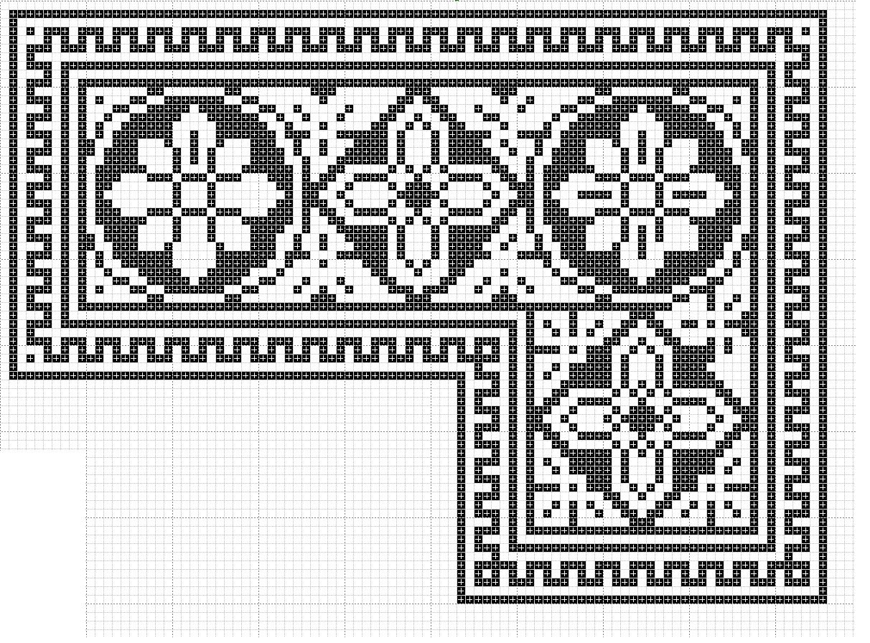 Blackwork Patterns Interesting Decorating Ideas
