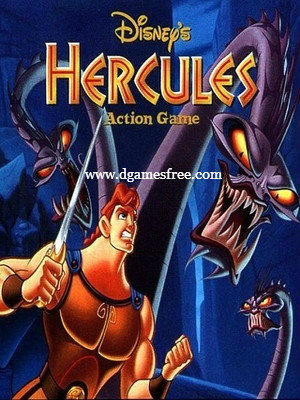 Disney Hercules PC Game