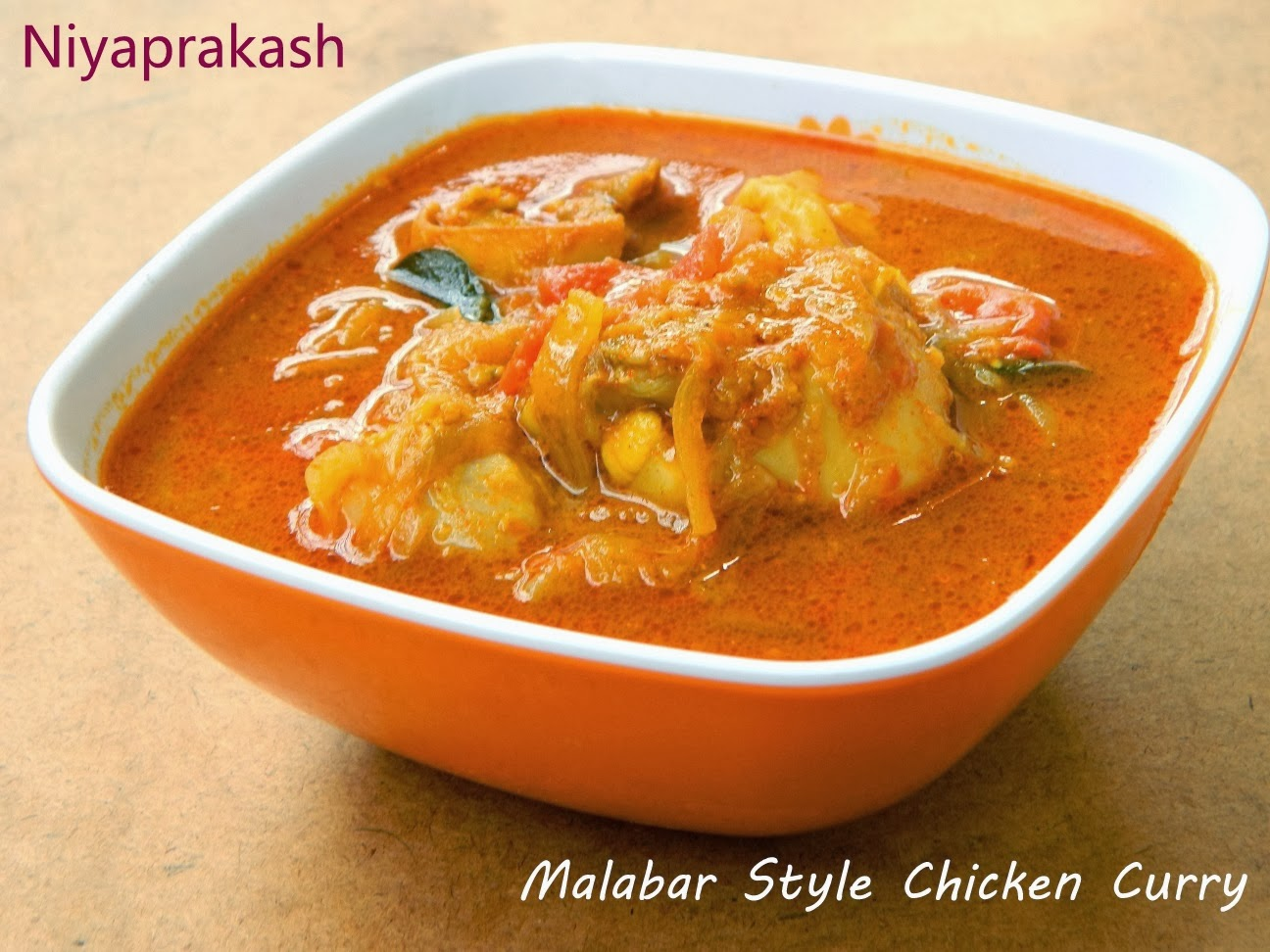 Niyas WorldMalabar Style Chicken Curry