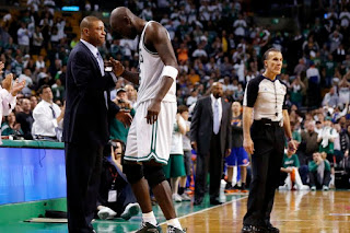 The Boston Celtics fell behind early and could not mount a comeback versus the New York Knicks