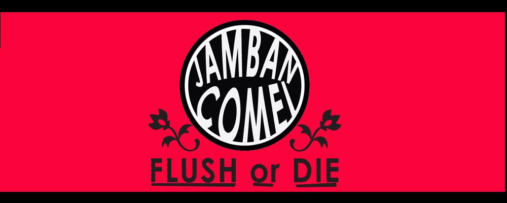 !JAMBAN COMEL!