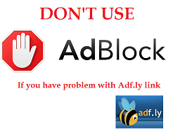 AdBlock / Adf.ly