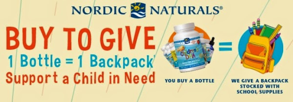Nordic Naturals Giveaway - Coupon Code