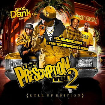 """THE PRESCRIPTION 2"" HOSTED BY DJ CAPCOM, DJ COMPOSITION"