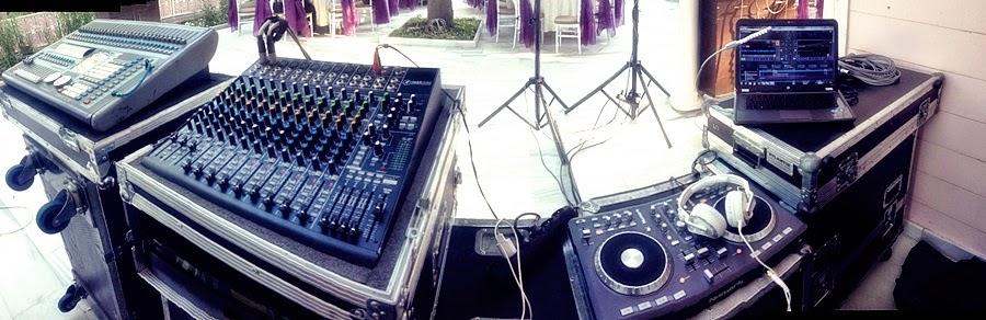 Emirgan Korusu Pembe Köşk Düğün II / DJ Serhat Serdaroğlu / Düğün DJ