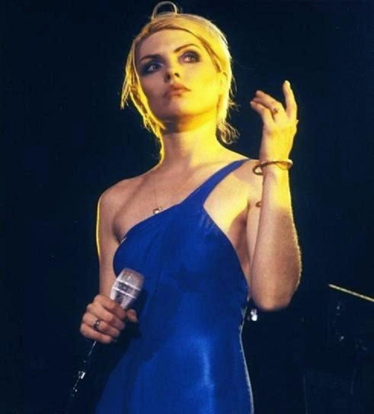"""Debbie, de """"Blondie"""" en """"Corazón de cristal"""""""