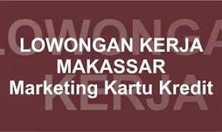 Lowongan Kerja Marketing Kartu Kredit