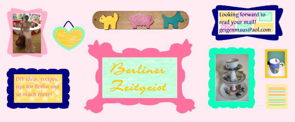 Berliner Zeitgeist