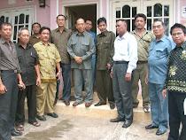 Foto bersama Pengurus LSM-LeSPER