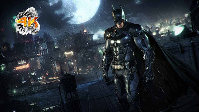 Batman Arkham Knight PC Version