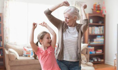 Benefits of dance with your child