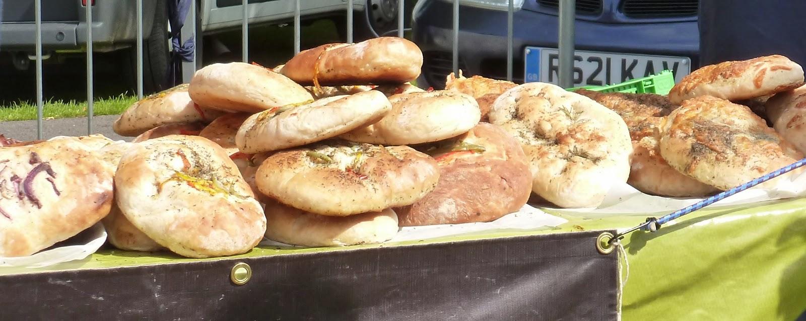 The great british food festival 2014 fresh bread