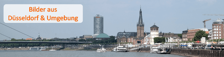 Düsseldorf und Umgebung in Bildern