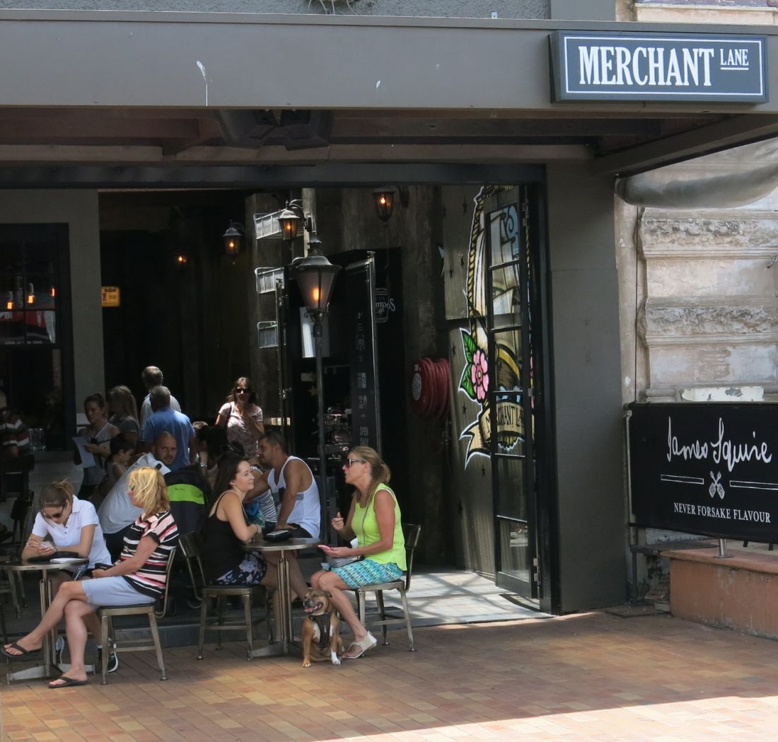 merchant lane mornington by benny eat and be merry crew. Black Bedroom Furniture Sets. Home Design Ideas
