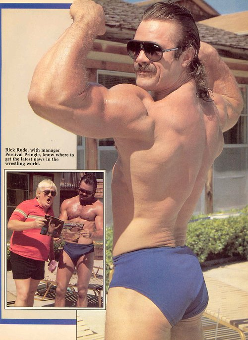 Ravishing rick rude naked