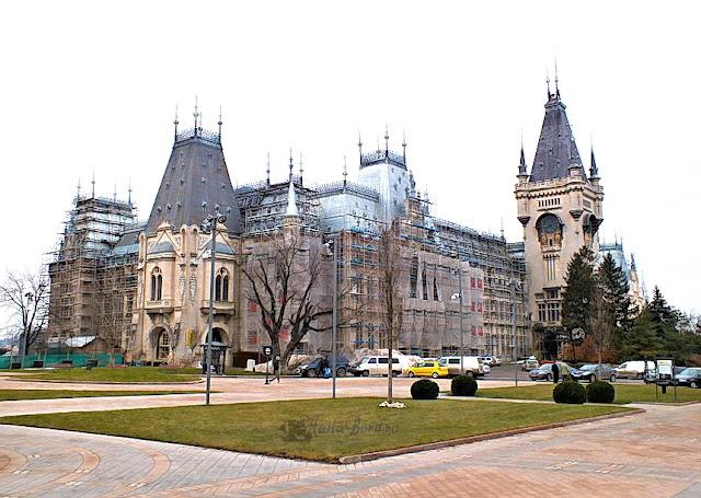palatul culturii iasi februarie 2013