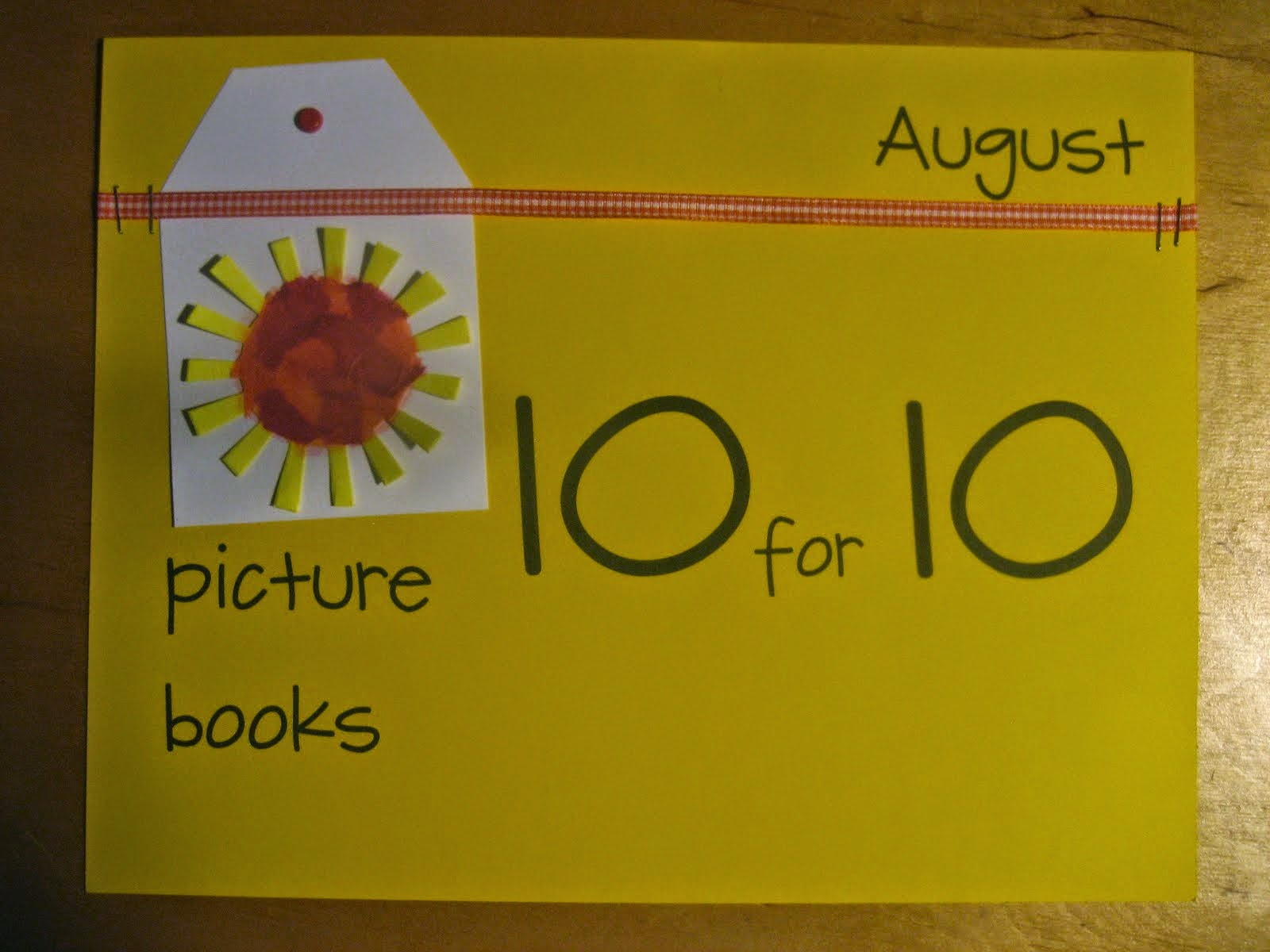 August 10 for 10 #PB10for10