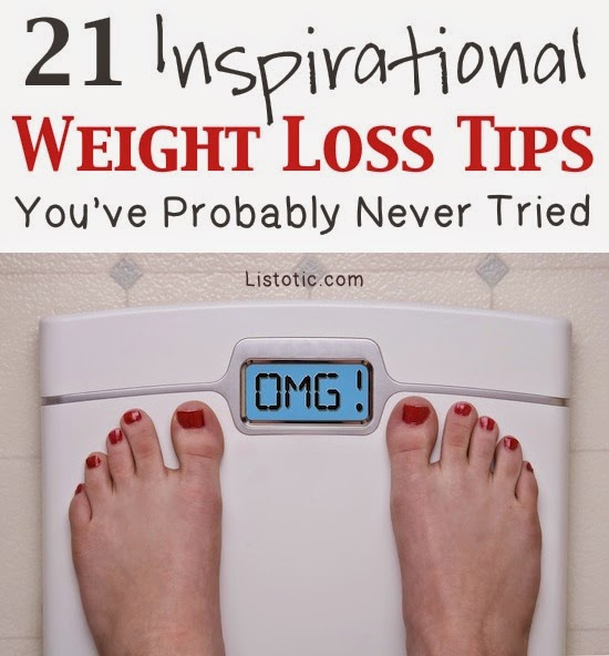 21 Weight Loss Tips You Have Probably Never Tried