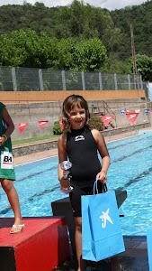 Swimming Cros Castellfollit '12
