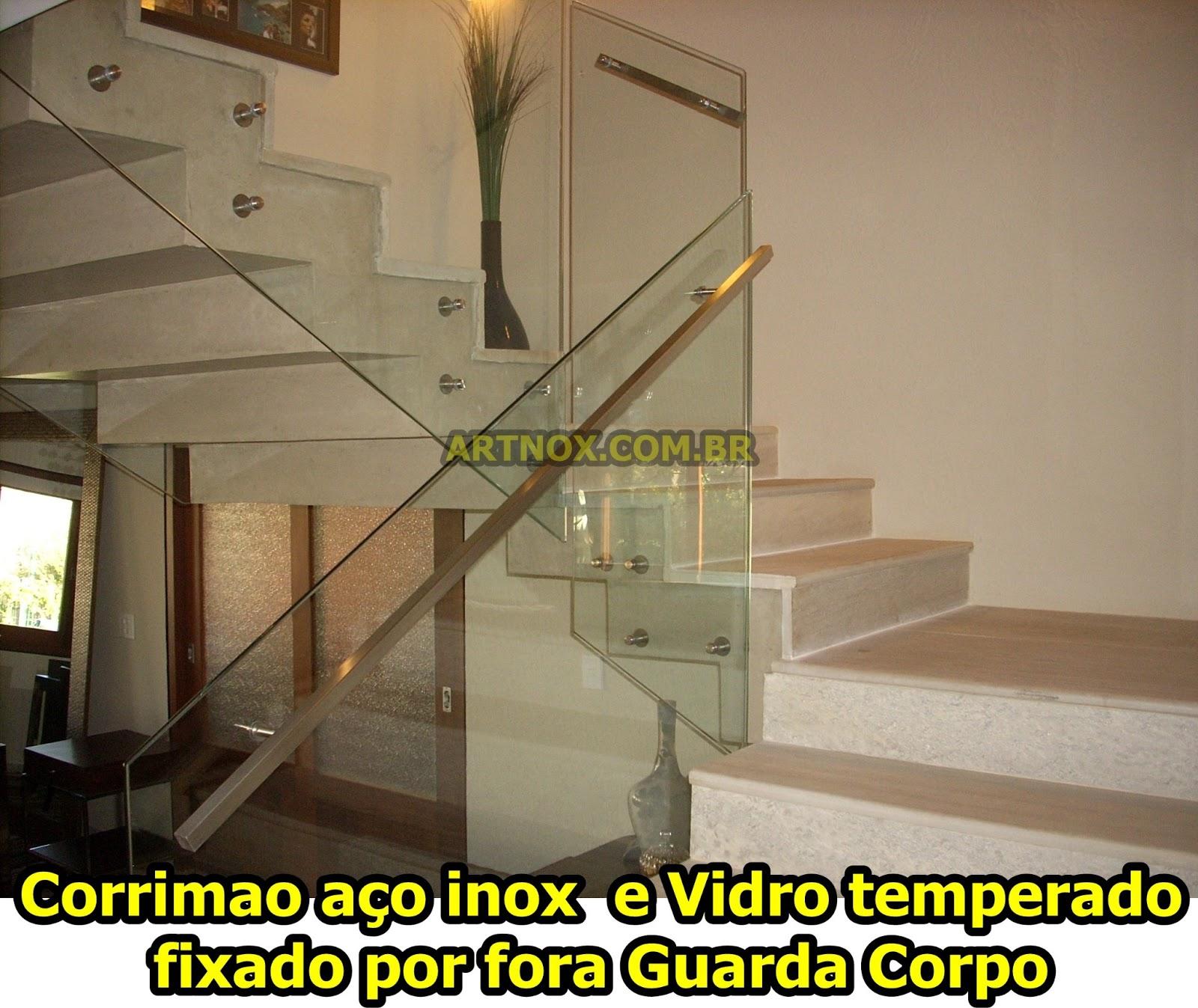 #BFBF0C ARTNOX CORRIMÃO INOX: Corrimão de Aço Inox e Vidro Temperado 316 Janelas De Vidro Temperado Em Juiz De Fora