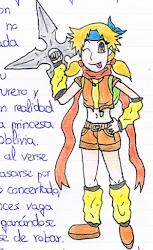 Personaje: Cristal