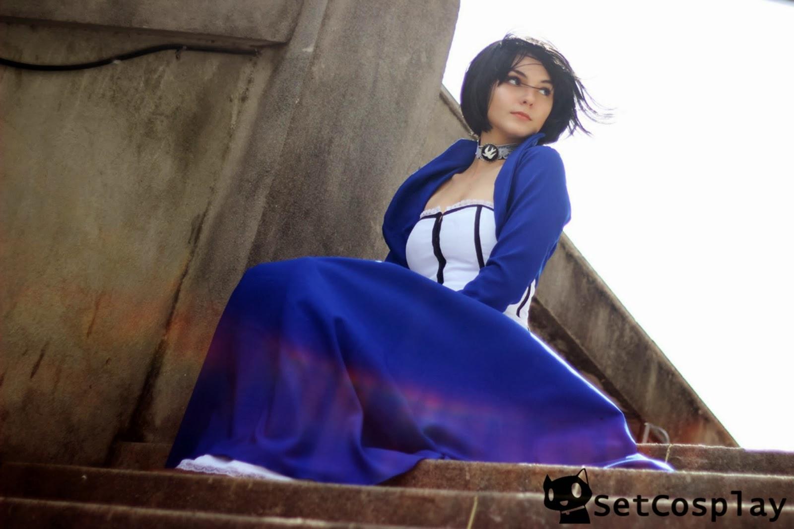 Elizabeth - Bioshock Infinite (Katiucha Barcelos)