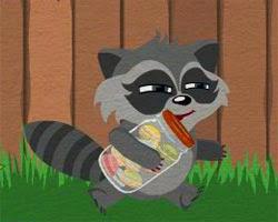 Juegos de Escape Raccoon's Adventure