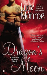 Guest Review: Dragon's Moon by Lucy Monroe