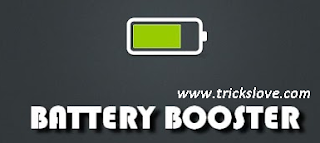 Download Battery booster for Android & Increase your battery Life