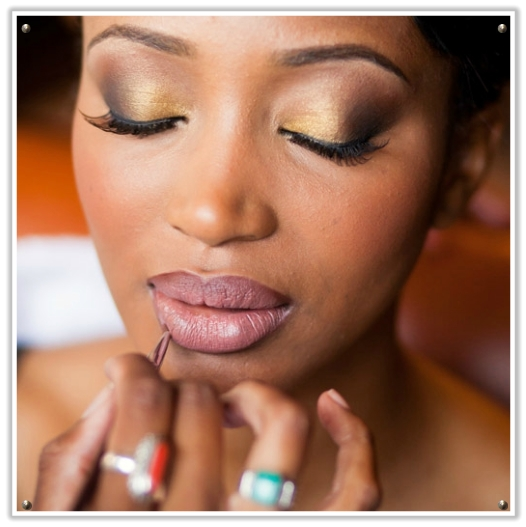 Wedding Makeup Looks For Black Ladies : Wedding Gown Diaries