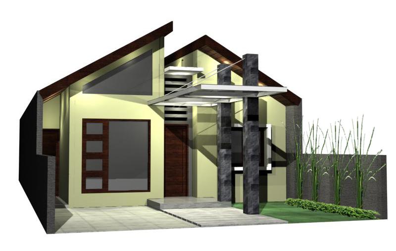 Sketsa Rumah Idaman 2008111110