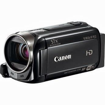 Canon VIXIA HF R52 Full HD Camcorder