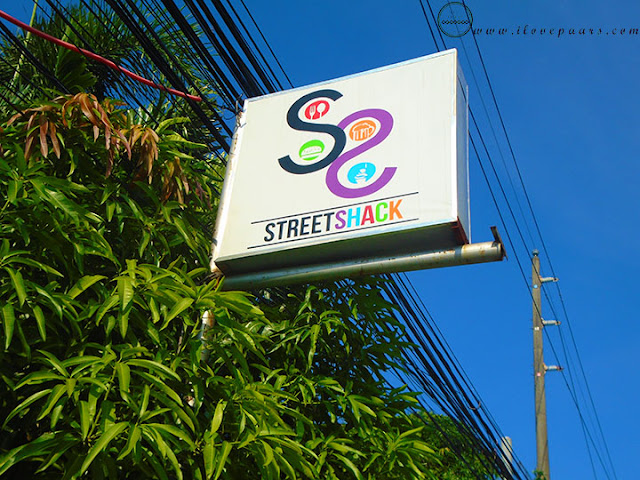 Afternoon cravings at Street Shack BF Aguirre