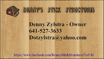 Denny's Stick Structures