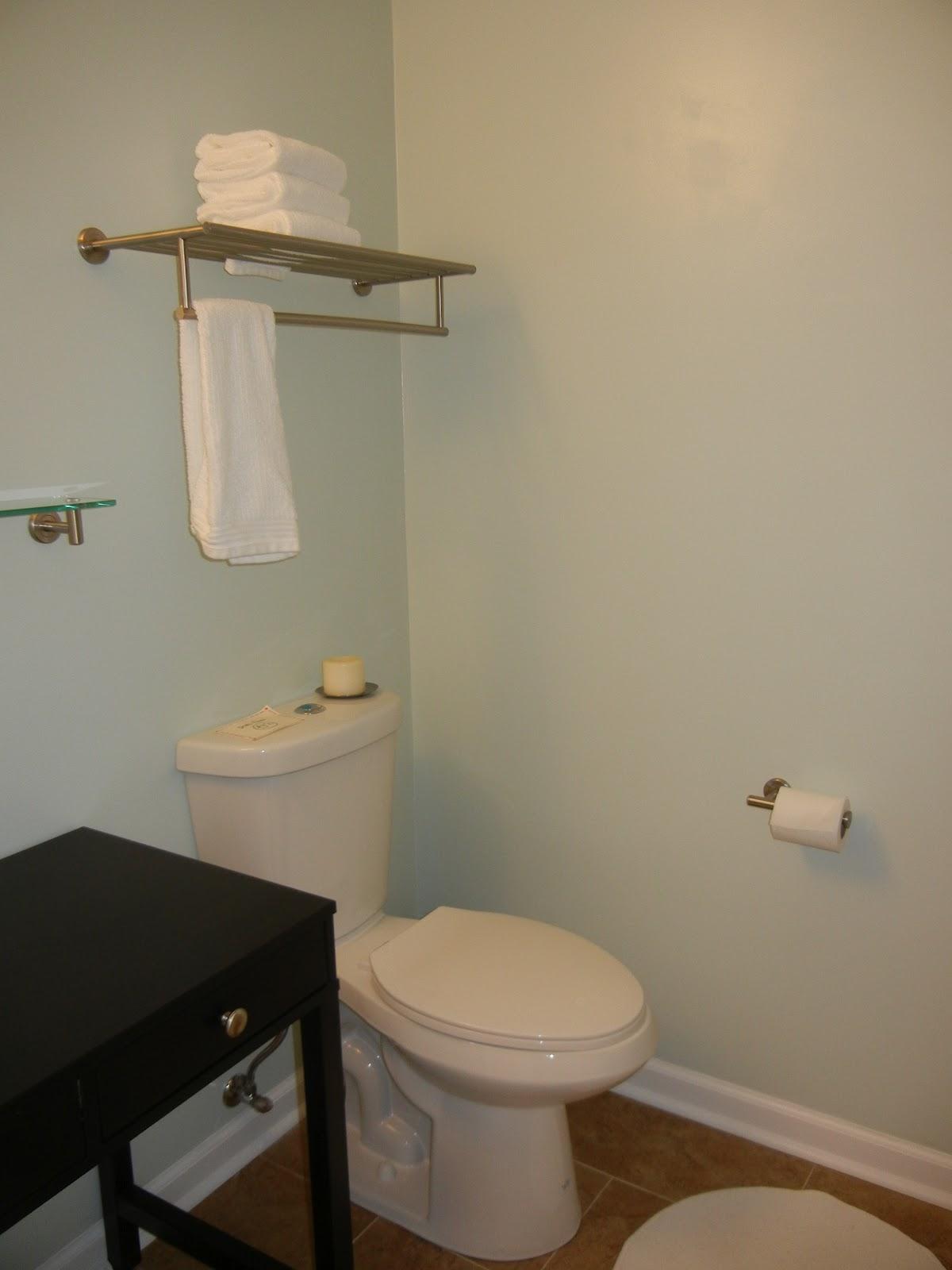 Lowes Bathroom Shelves Its Not Rocket Science Omg Bathroom Update