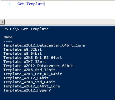 PowerCLI :Get List of Templates, DataCenters Datastores, Clusters ...