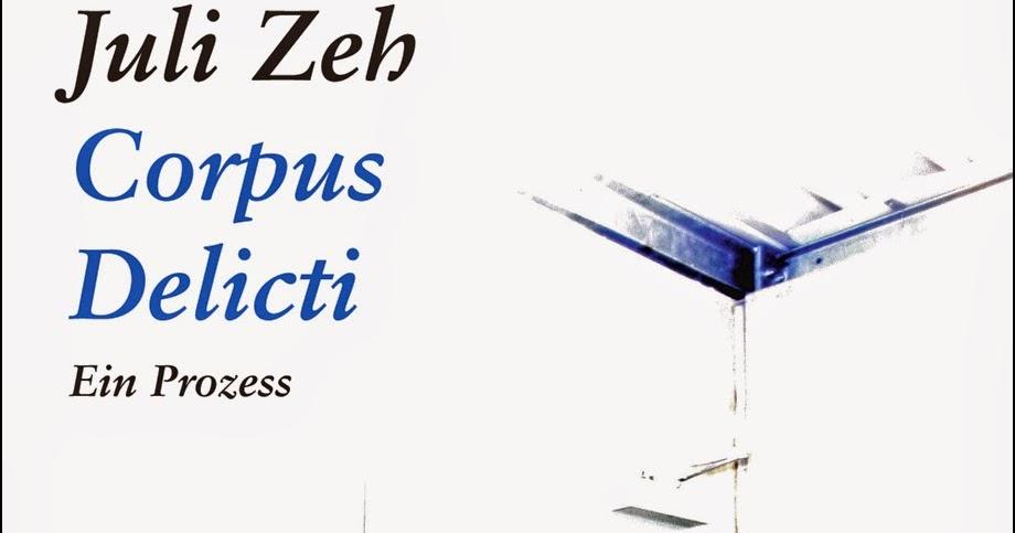 Rezi juli zeh corpus delicti haus des wahnsinns for Raumgestaltung corpus delicti