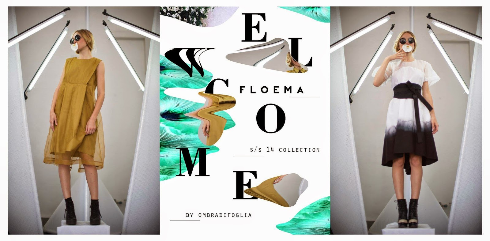 floema, elena pignata, new collection ombradifoglia