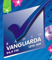Rádio Vanguarda AM da Cidade de Sorocaba ao vivo